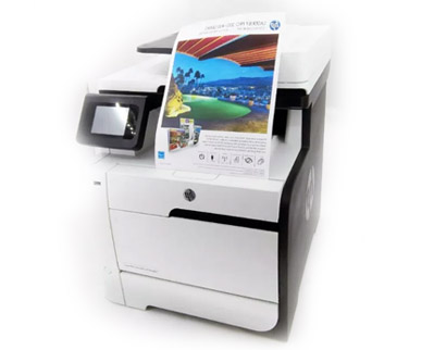 БФП HP Laser Jet 400 Color  MFP475dn